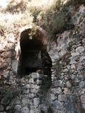 Πέτρινη σπηλιά Στοκ Εικόνα