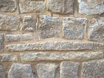 Πέτρινοι διαφορετικοί τύποι τοίχων και μεγέθη του υποβάθρου πετρών Στοκ φωτογραφία με δικαίωμα ελεύθερης χρήσης