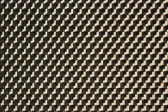 Πέτρινοι φραγμοί κύβων, γεωμετρικές μορφές σε έναν τοίχο Στοκ εικόνα με δικαίωμα ελεύθερης χρήσης