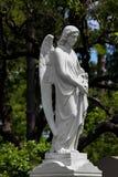 Πέτρινος άγγελος Στοκ Εικόνες