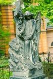 Πέτρινος άγγελος Στοκ εικόνες με δικαίωμα ελεύθερης χρήσης