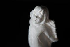 Πέτρινος άγγελος Στοκ Φωτογραφίες