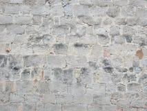 Πέτρινος γκρίζος τοίχος Στοκ Εικόνα