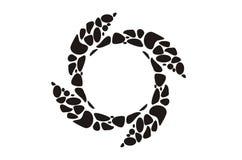 Πέτρινος κύκλος Στοκ Εικόνες