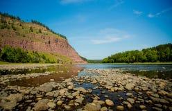 Πέτρινος ποταμός στοκ εικόνες με δικαίωμα ελεύθερης χρήσης