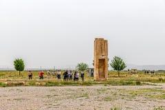 Πέτρινος πύργος Pasargad Στοκ Εικόνες