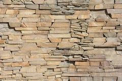 Πέτρινος τοίχος, ανασκόπηση Στοκ Φωτογραφίες