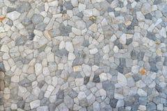 Πέτρινος τοίχος γρανίτη Στοκ Εικόνες