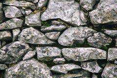 Πέτρινος τοίχος ΙΙΙ Στοκ Φωτογραφίες