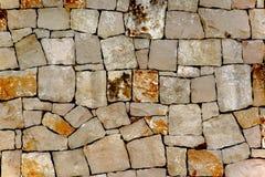 Πέτρινος τοίχος στοκ φωτογραφία