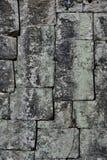 Πέτρινος τοίχος Mortarless Στοκ φωτογραφία με δικαίωμα ελεύθερης χρήσης