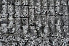 Πέτρινος τοίχος Mortarless Στοκ φωτογραφίες με δικαίωμα ελεύθερης χρήσης