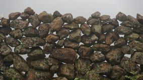 Πέτρινος φράκτης στην κοιλάδα Sa PA Στοκ εικόνα με δικαίωμα ελεύθερης χρήσης