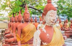 Άγαλμα Βούδας Στοκ φωτογραφίες με δικαίωμα ελεύθερης χρήσης