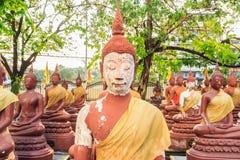 Άγαλμα Βούδας Στοκ εικόνες με δικαίωμα ελεύθερης χρήσης