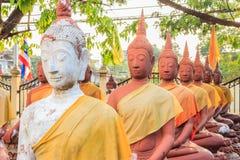 Άγαλμα Βούδας Στοκ Εικόνες