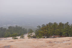 Πέτρινο βουνό Στοκ εικόνα με δικαίωμα ελεύθερης χρήσης