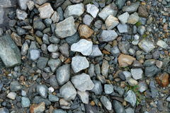 Πέτρινο γκρίζο βουνό χρωμάτων πετρών Στοκ φωτογραφίες με δικαίωμα ελεύθερης χρήσης