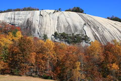 Πέτρινο κρατικό πάρκο βουνών Στοκ εικόνα με δικαίωμα ελεύθερης χρήσης
