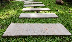 Πέτρινο μονοπάτι Στοκ φωτογραφία με δικαίωμα ελεύθερης χρήσης
