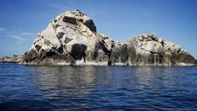 Πέτρινο νησί Στοκ Φωτογραφίες