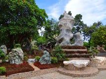 Πέτρινο πάρκο Ταϊλάνδη Στοκ φωτογραφία με δικαίωμα ελεύθερης χρήσης