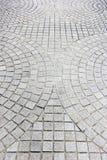 Πέτρινο πάτωμα κεραμιδιών Στοκ Εικόνα