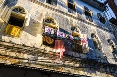 Πέτρινο πόλης πλυντήριο Στοκ εικόνες με δικαίωμα ελεύθερης χρήσης