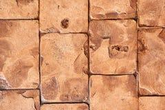 Πέτρινο σχέδιο πατωμάτων Στοκ Εικόνα