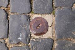 Πέτρινο τούβλο Στοκ φωτογραφίες με δικαίωμα ελεύθερης χρήσης