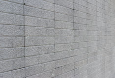 Πέτρινος τοίχος Στοκ Εικόνα
