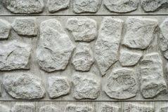 Πέτρινο υπόβαθρο τοίχων Στοκ εικόνα με δικαίωμα ελεύθερης χρήσης