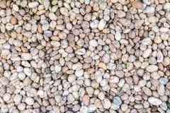 Πέτρινο υπόβαθρο χαλικιών σύστασης ή πετρών χαλικιών για το σχέδιο Στοκ Εικόνα