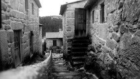 Πέτρινο χωριό Στοκ φωτογραφία με δικαίωμα ελεύθερης χρήσης