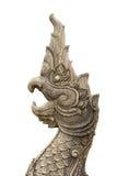 Πέτρινο Naga Στοκ Εικόνες
