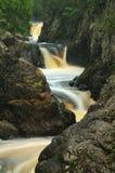 Πέφτοντας απότομα ποταμός Στοκ εικόνα με δικαίωμα ελεύθερης χρήσης
