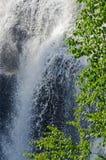 Πέφτοντας απότομα ύδωρ Στοκ εικόνες με δικαίωμα ελεύθερης χρήσης
