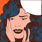 Πίεση γυναικών Στοκ Φωτογραφία