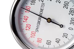 πίεση ελέγχου αίματος 160 Στοκ φωτογραφίες με δικαίωμα ελεύθερης χρήσης