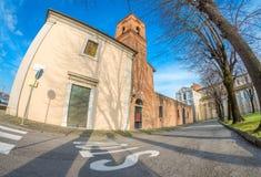 Πίζα Τετράγωνο του SAN Paolo ένα Ripa D'Arno Στοκ φωτογραφία με δικαίωμα ελεύθερης χρήσης