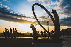 Πίνακας ήλιων Στοκ φωτογραφία με δικαίωμα ελεύθερης χρήσης