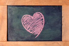 Πίνακας αγάπης Στοκ εικόνες με δικαίωμα ελεύθερης χρήσης
