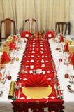 Πίνακας γευμάτων Στοκ Φωτογραφίες