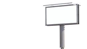 πίνακας διαφημίσεων ανασκόπησης Στοκ φωτογραφίες με δικαίωμα ελεύθερης χρήσης