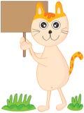 Πίνακας εκμετάλλευσης γατών ελεύθερη απεικόνιση δικαιώματος