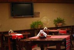 πίνακας εστιατορίων στοκ εικόνες με δικαίωμα ελεύθερης χρήσης