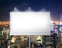 Πίνακας διαφημίσεων Στοκ εικόνες με δικαίωμα ελεύθερης χρήσης