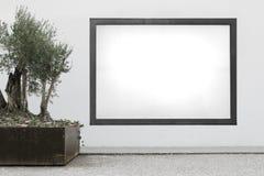 Πίνακας διαφημίσεων Στοκ Εικόνα