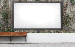 Πίνακας διαφημίσεων Στοκ Φωτογραφίες