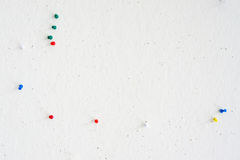 Πίνακας καρφιτσών Στοκ Εικόνα